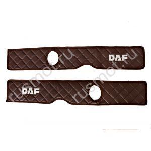 Вставка под сидение с вышивкой для DAF 95/105
