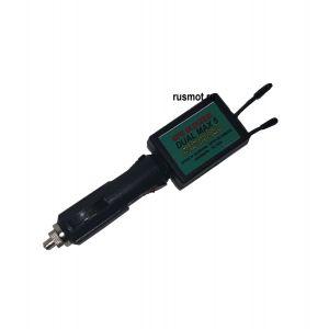 Блокиратор сигнала GPS глушилка DUAL MAX 5 (две антенны)
