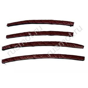 Защитные чехлы на ручки SCANIA R400-440 streamline