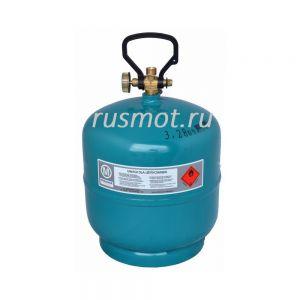 Газовый баллон 7л. Польша