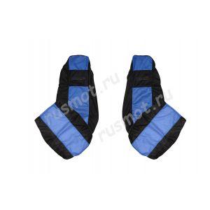 Чехлы Эконом для DAF XF105 CF IV LF синие
