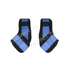 Чехлы Эконом для DAF XF105 CF новый с 2012 синие