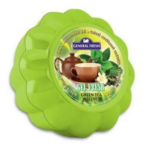 Освежитель воздуха 'Ракушка' (аромат зелёного чая)