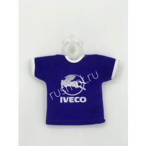 Вымпел майка IVECO синий