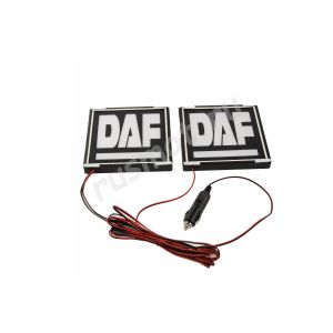 Светодиодная табличка 12V DAF