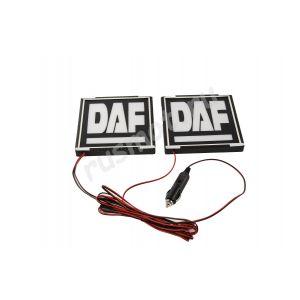Светодиодная табличка 24V DAF