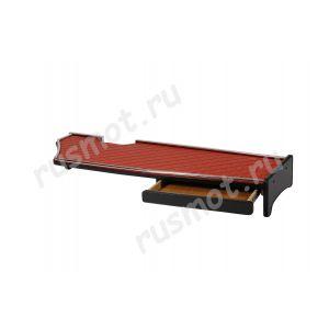 Полка с ящиком для MERCEDES MP2 MP3 красная