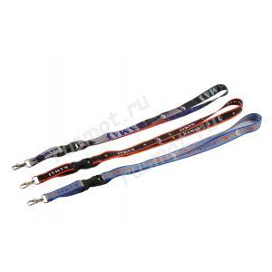 Шнурок на шею с карабином для ключей Польша KAMAZ