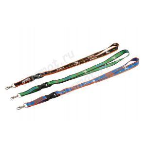 Шнурок на шею с карабином для ключей Польша Iveco