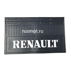 Брызговики 60х40 Задний Renault 2 штуки